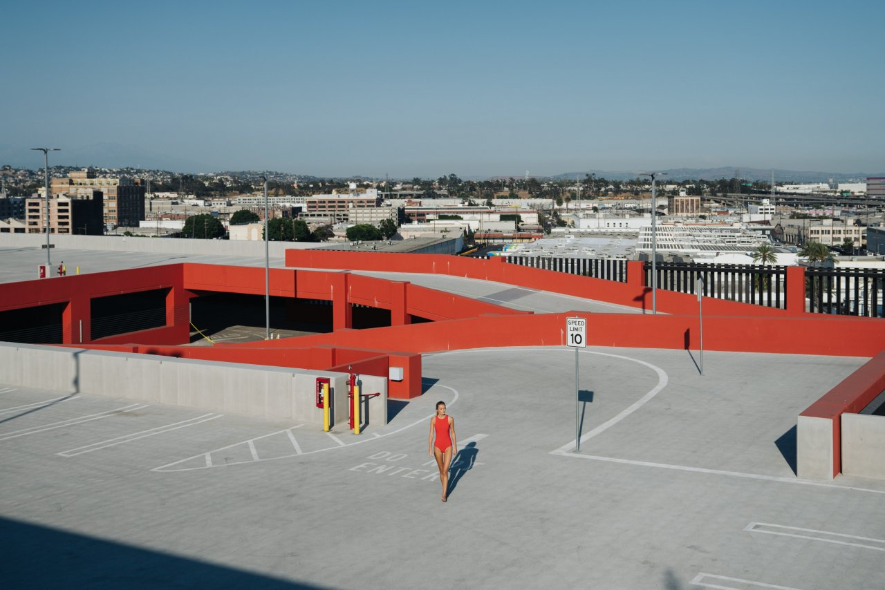 Les toits de L.A.