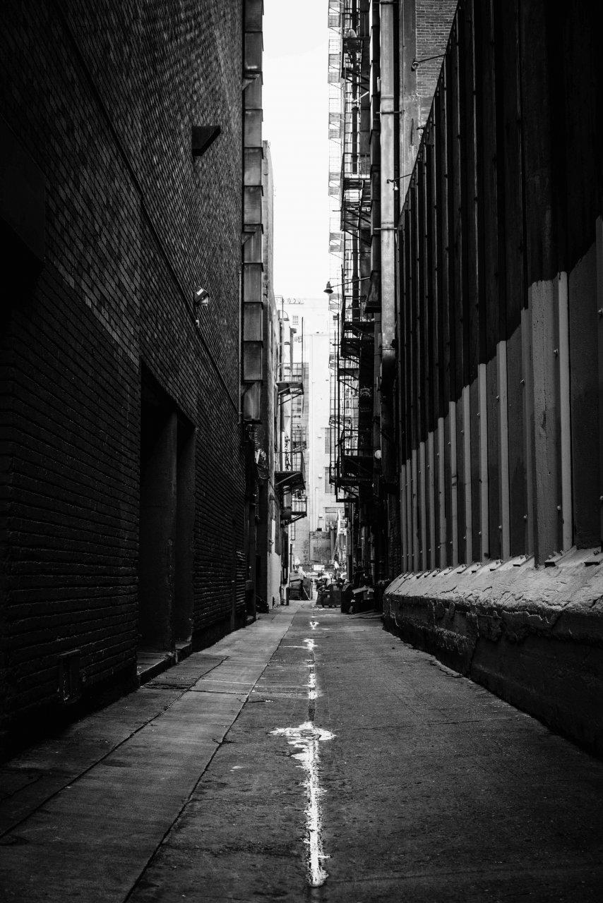 The hallway - Broken Souls