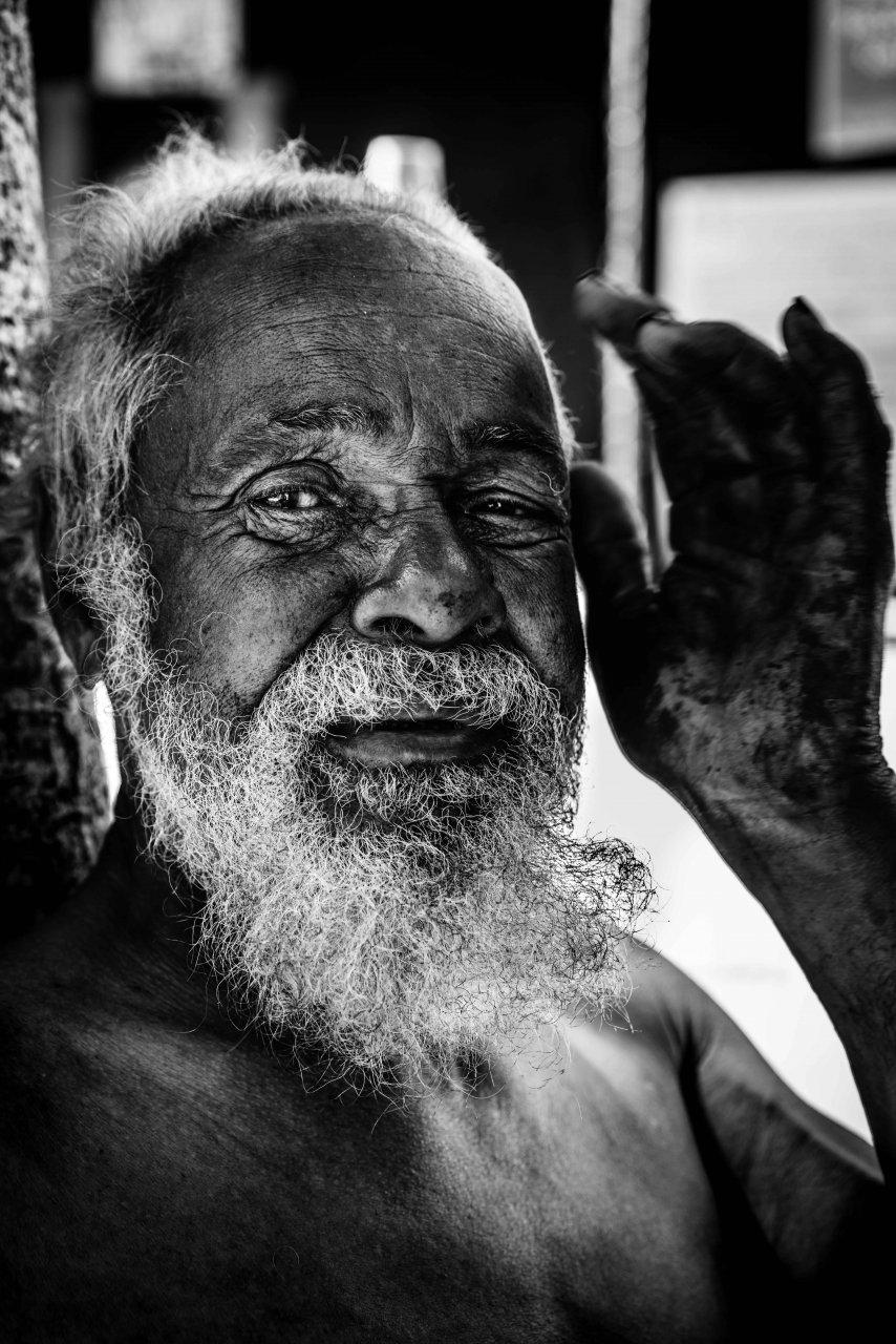 The old man - Broken Souls
