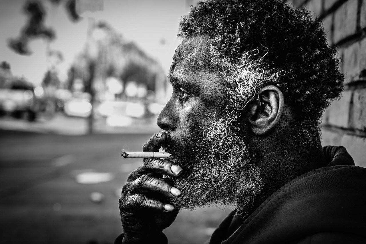The smoker - Broken Souls