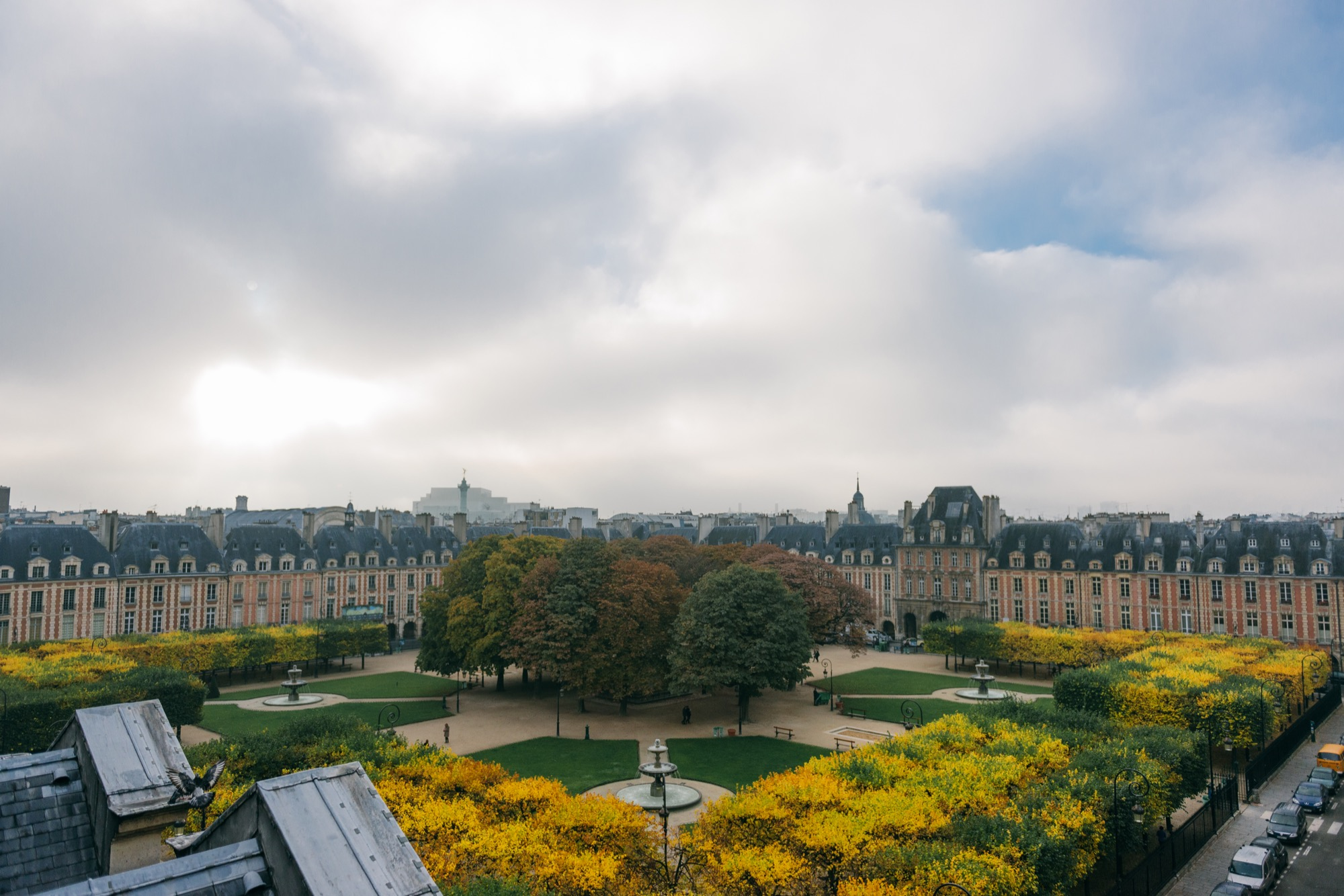 Place des Vosges Paris, Maison Mauban