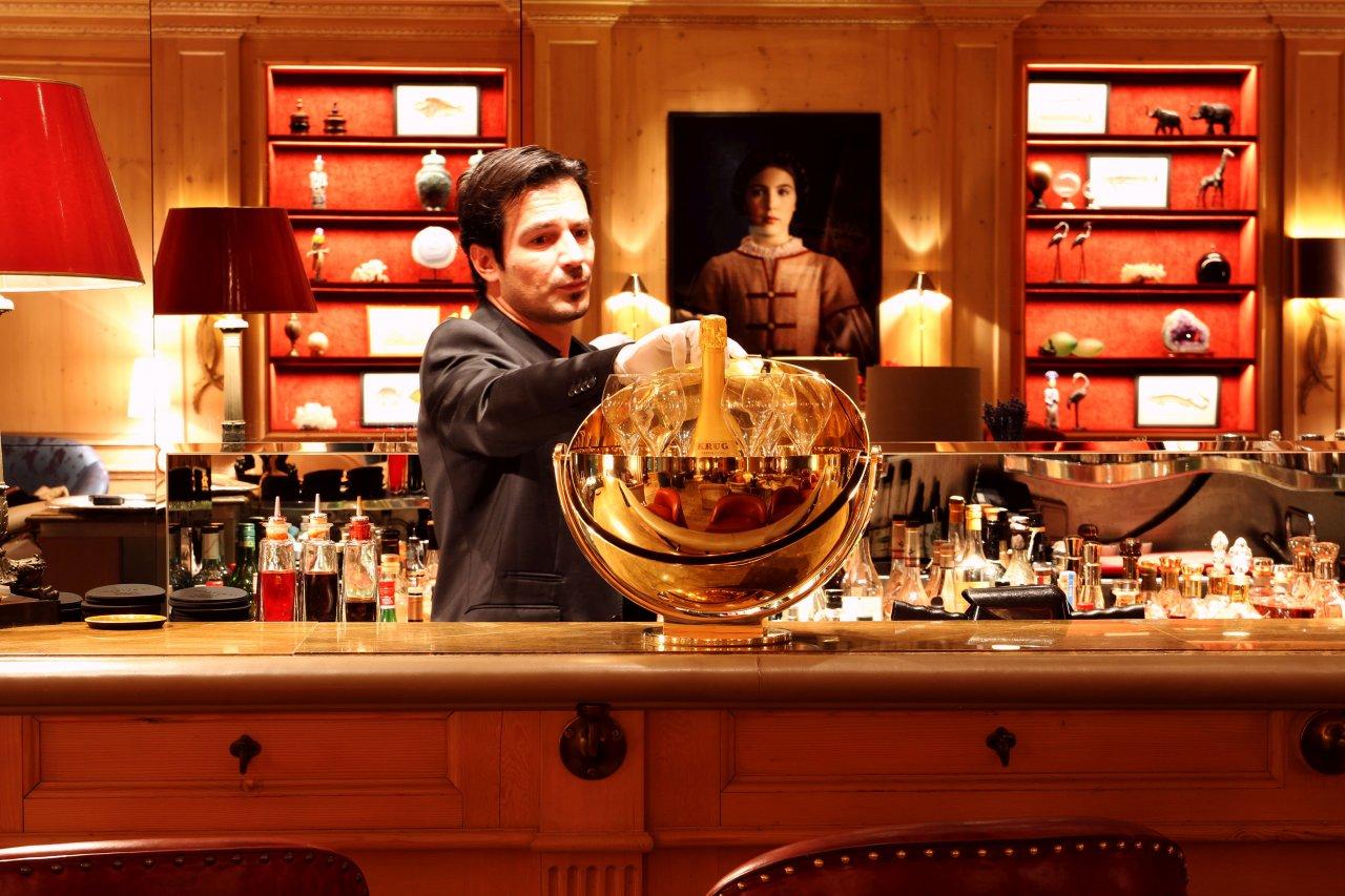 Opening at the Bristol Bar - Révérencieuse Paris
