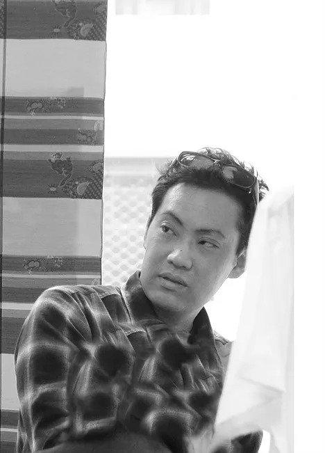 Photo-Michio-Koide-artiste-japonais
