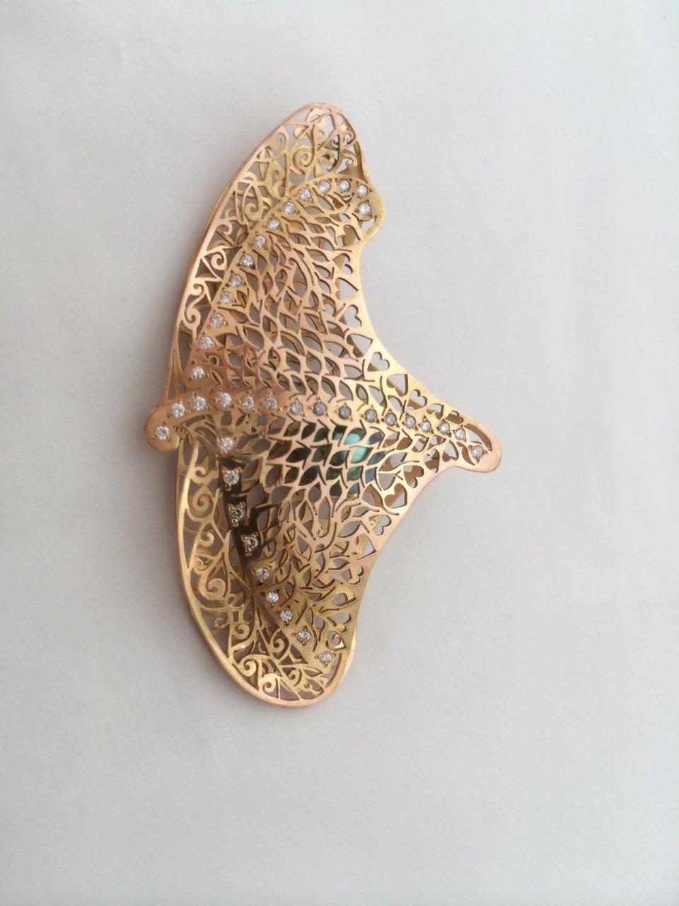 Papillon N°4 - Sara Bran