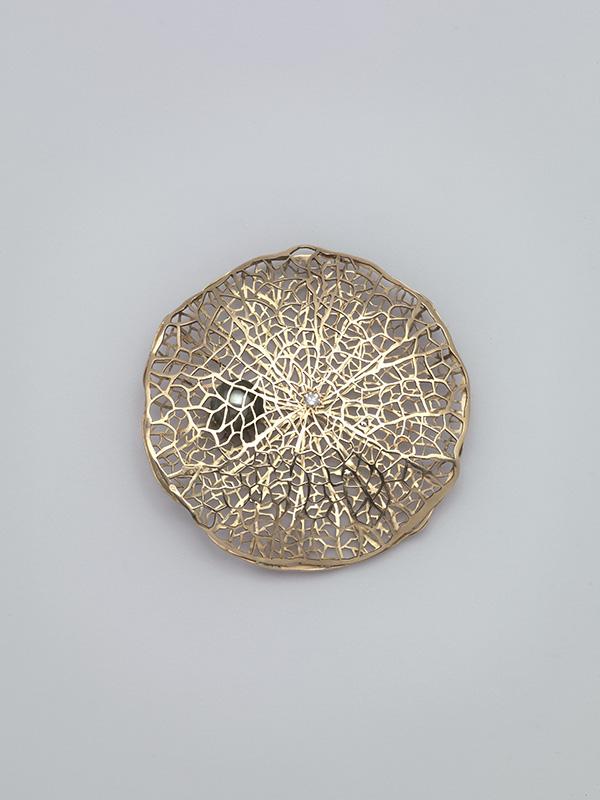 Pendentif Lotus - Sara Bran