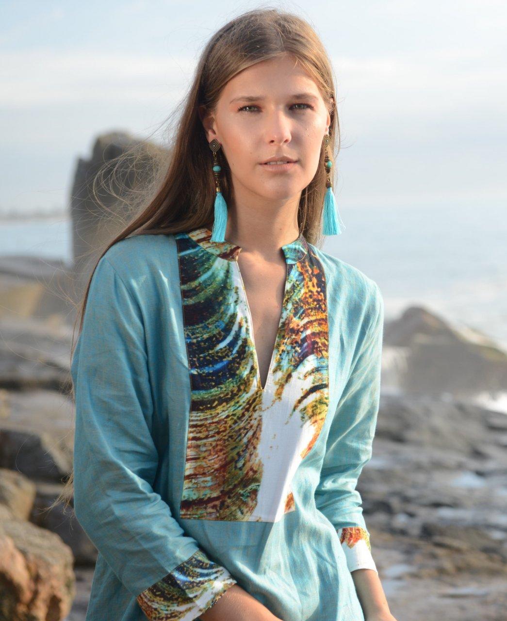 Robe de plage Atelier Arty Apparel