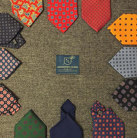 Cravates Ardentes Clipei