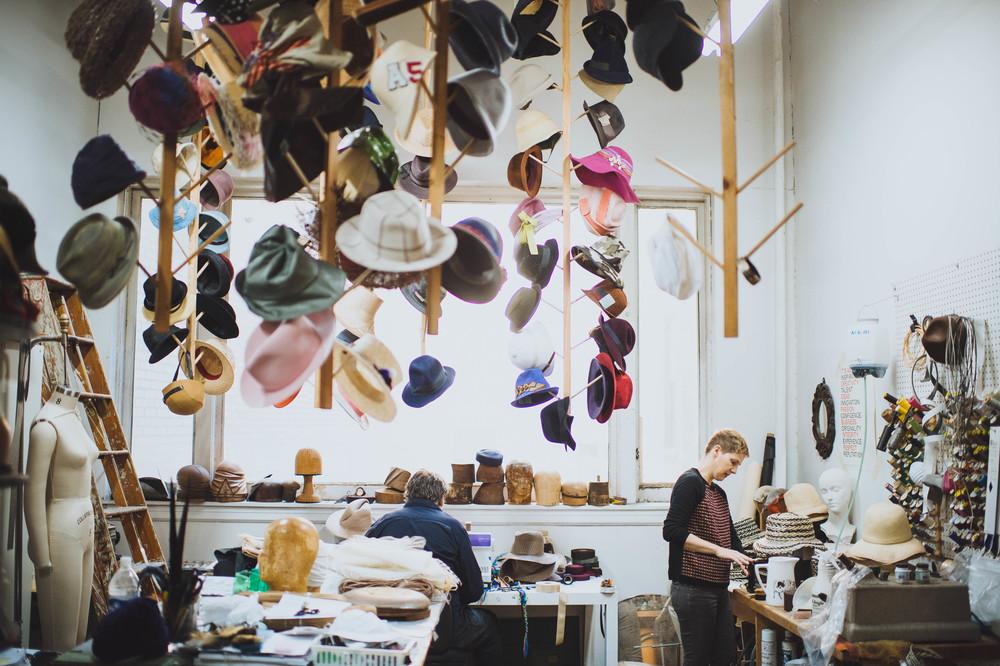 Atelier d'Albertus Swanepoel