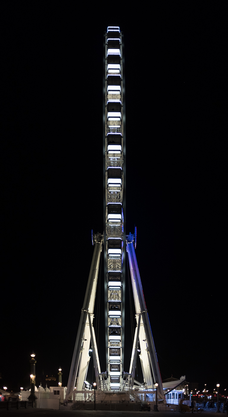 La grande roue - Paris