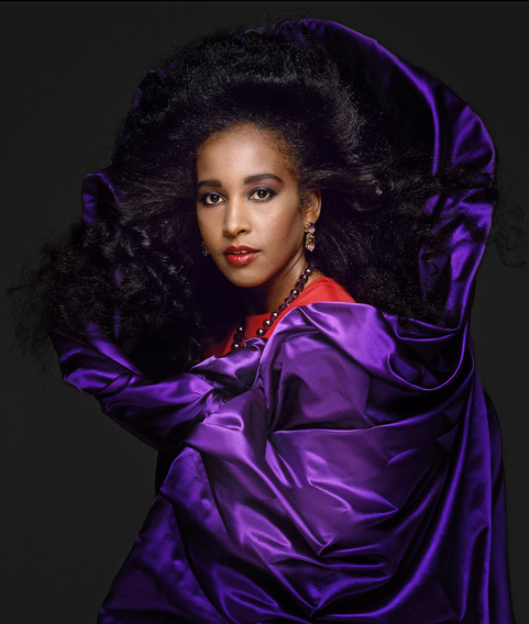 Marsha-Hunt-Singer-HAIR,Purple-NEW-Arrowswmith©