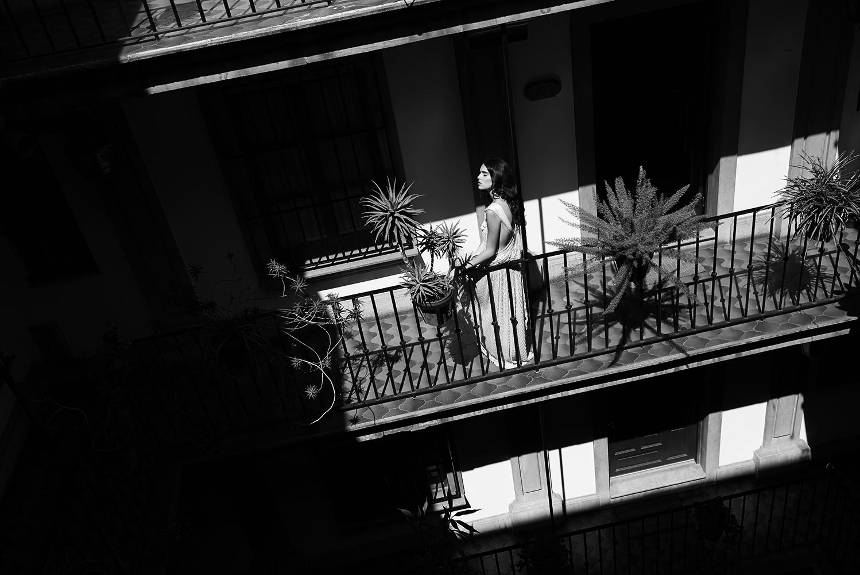 Balcon d'été