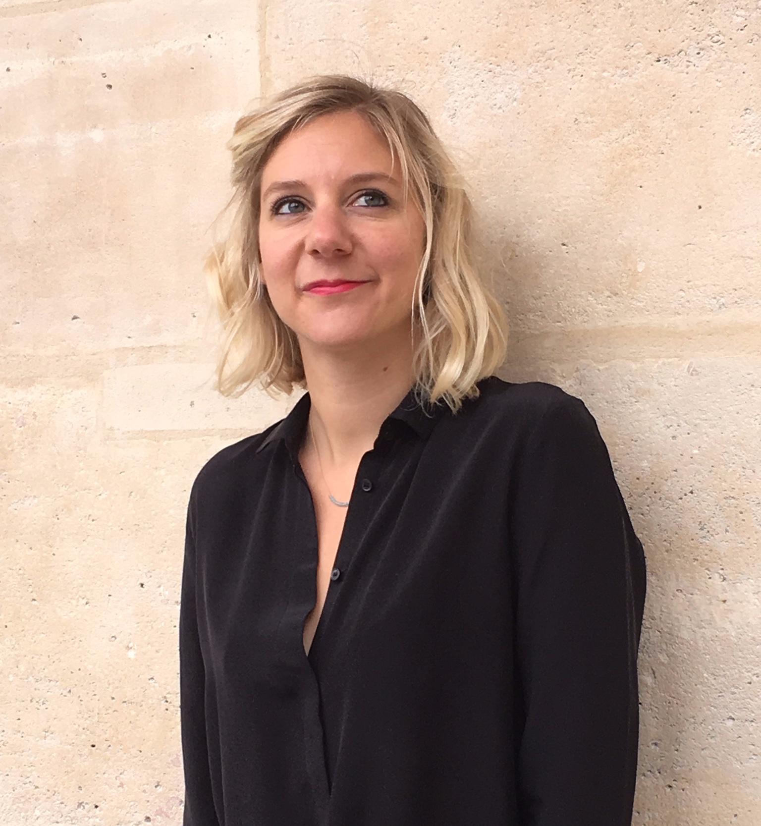 Angélique Duhaut créatrice de Duhaut Paris