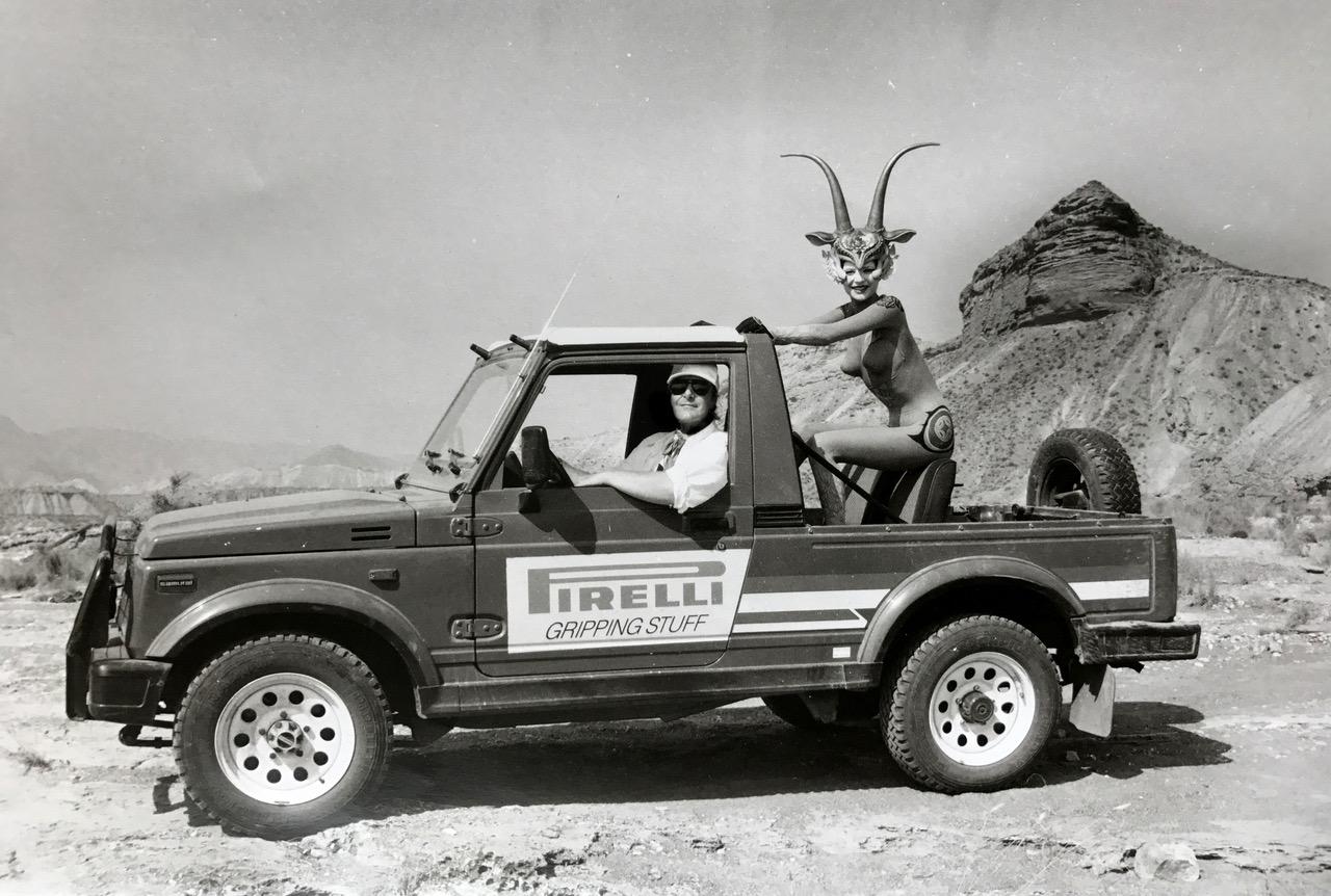 Clive-Arrowsmith- Jeep-Pirrelli 1991©