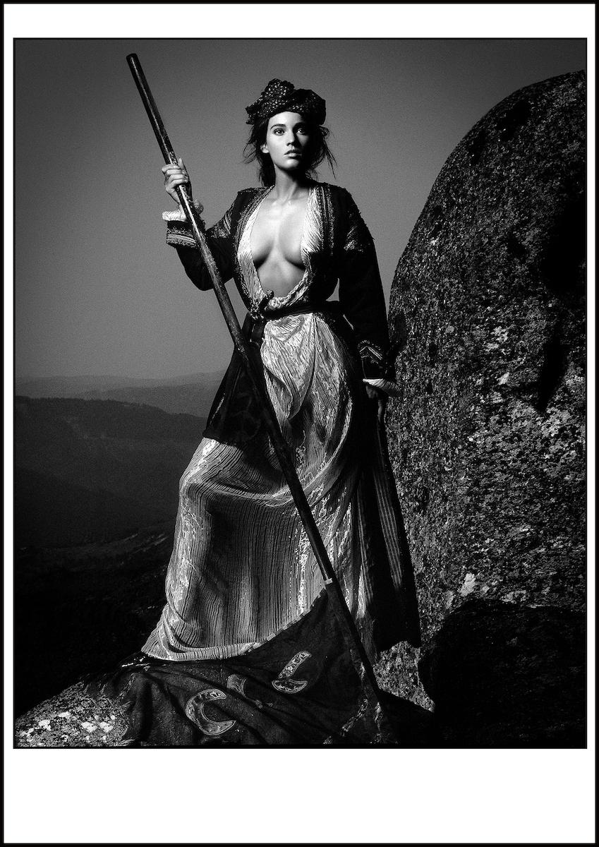 ELHE-651-652-Les-Héroïnes-Équateur-Calendrier-Pirelli 1991-art-Arrowsmith©-