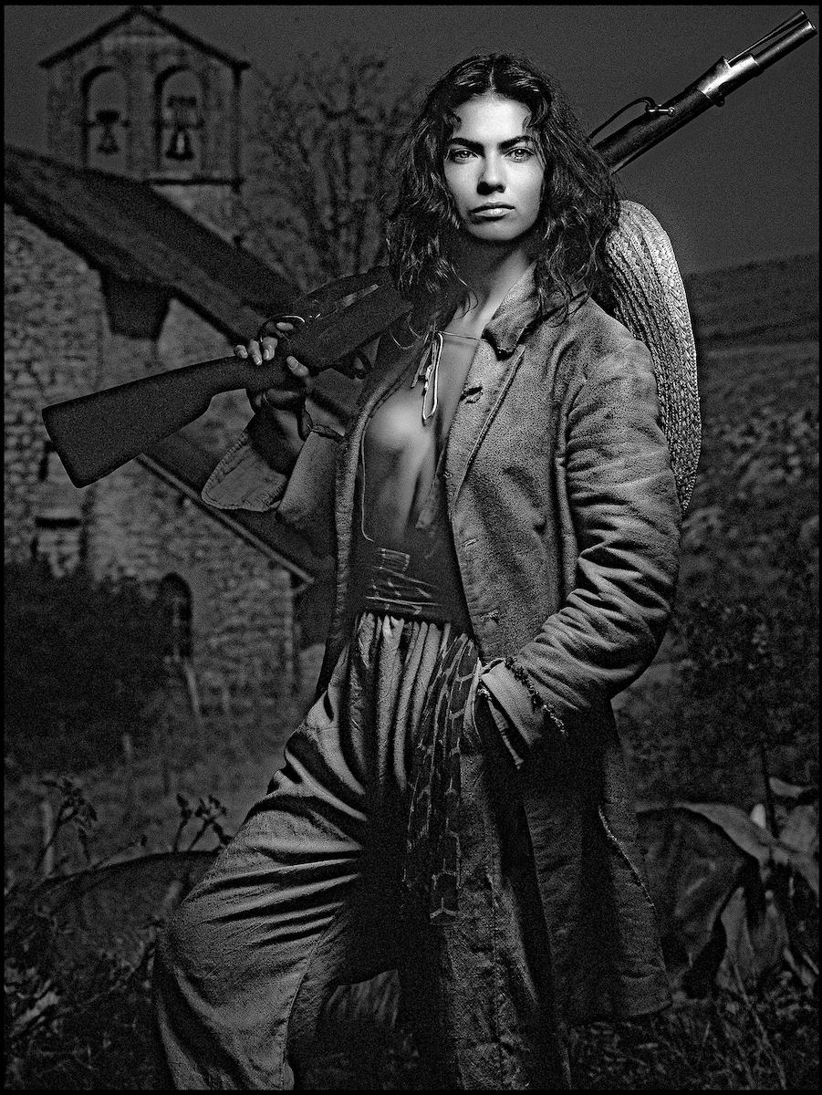 ELHM-659-660-Les Héroïnes -Mexique- Calendrier-Pirelli-ART-Arrowsmith© -1991