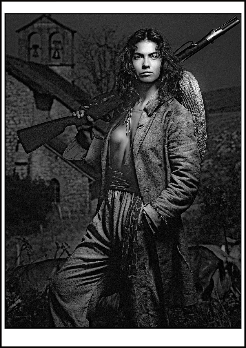 ELHM-659-660-Les Héroïnes -Mexique- Calendrier-Pirelli-ART-Arrowsmith© 1991