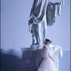 ELSP-641-Statue-and-Pink-Lady-art-arrowsmith©-