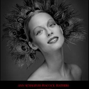 FAAS-757-758-Ann Schaufuss Peacock Feathers-Arrowsmith©MaisonSensey